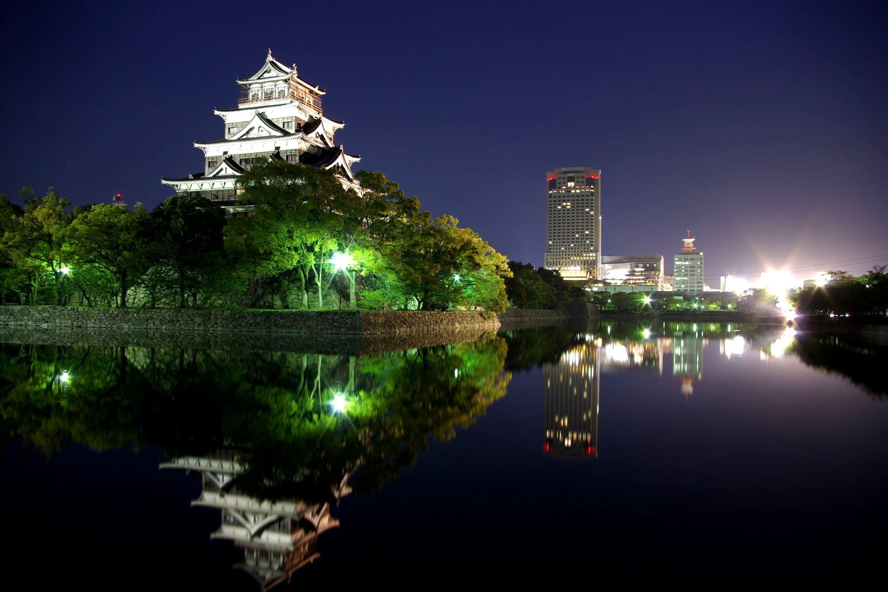 Hiroshima_night